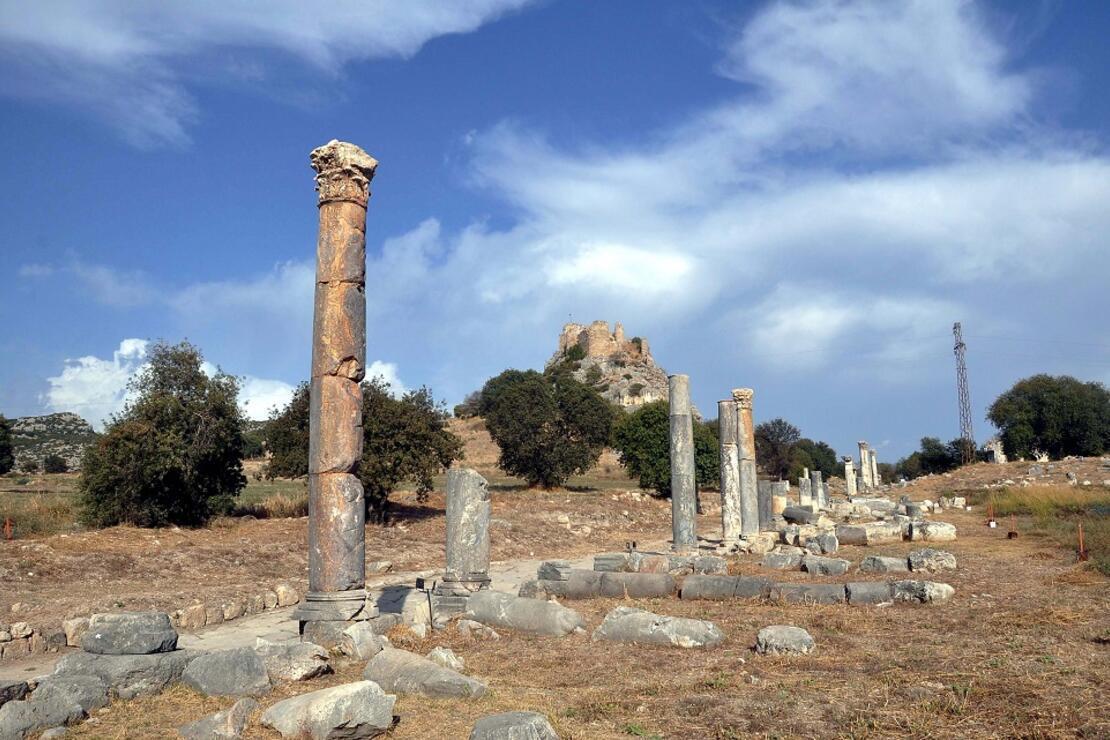 Kastabala Antik Kenti'nde kazı çalışmaları yeniden başladı