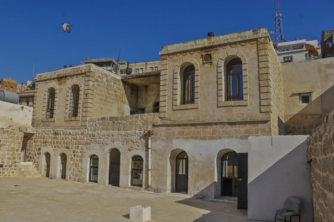 Aziz Sancar'ın müze olacak evinin restorasyonu tamamlandı