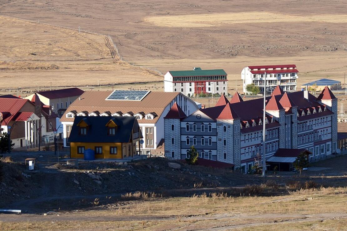 Cıbıltepe Kayak Merkezi yeni sezona hazırlanıyor