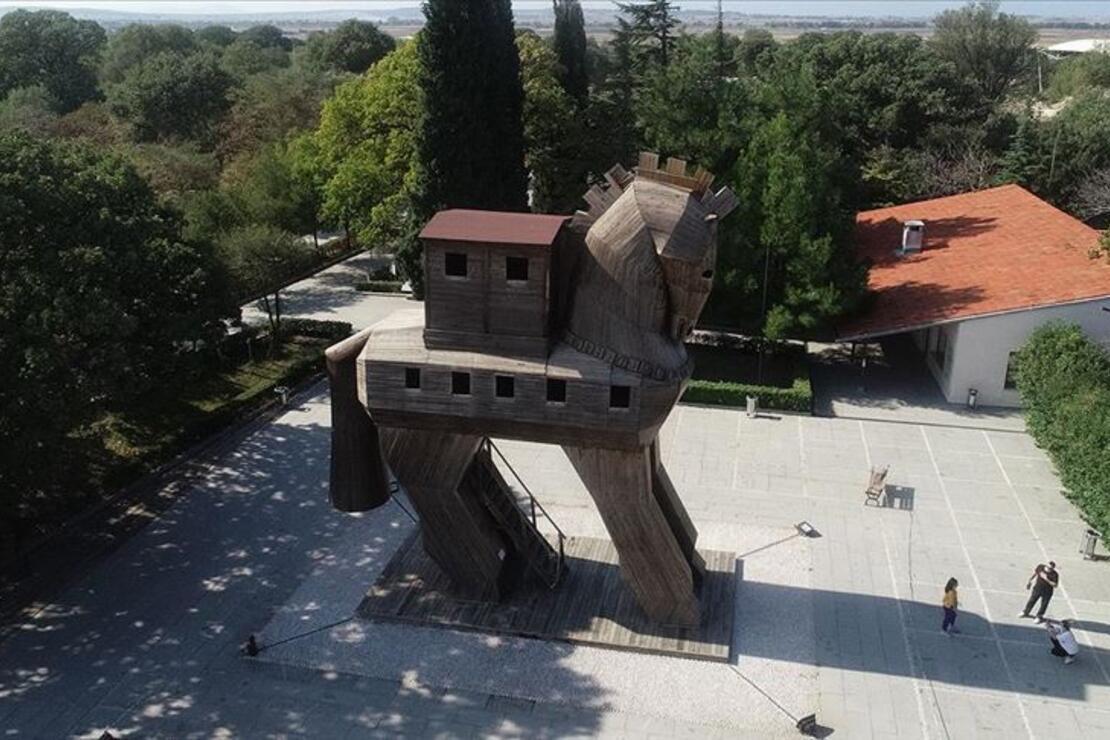 Kültür turizminin gözde adresi: Troya