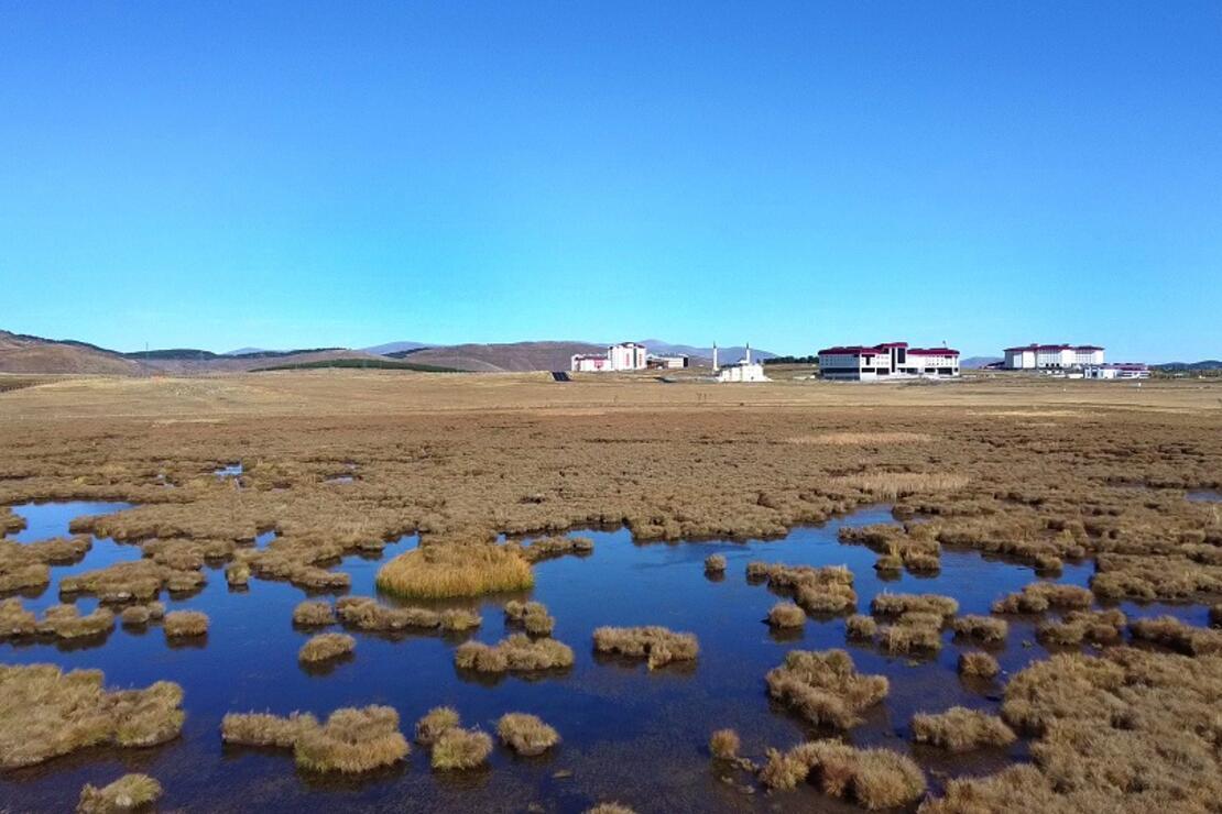 Kuş cenneti Putka Gölü, doğal koruma alanı oldu