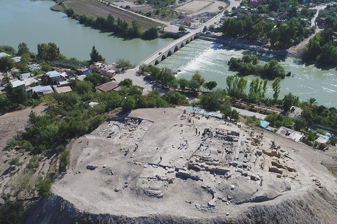Misis Antik Kentindeki 7 bin yıllık geçmiş gün yüzüne çıkarılıyor