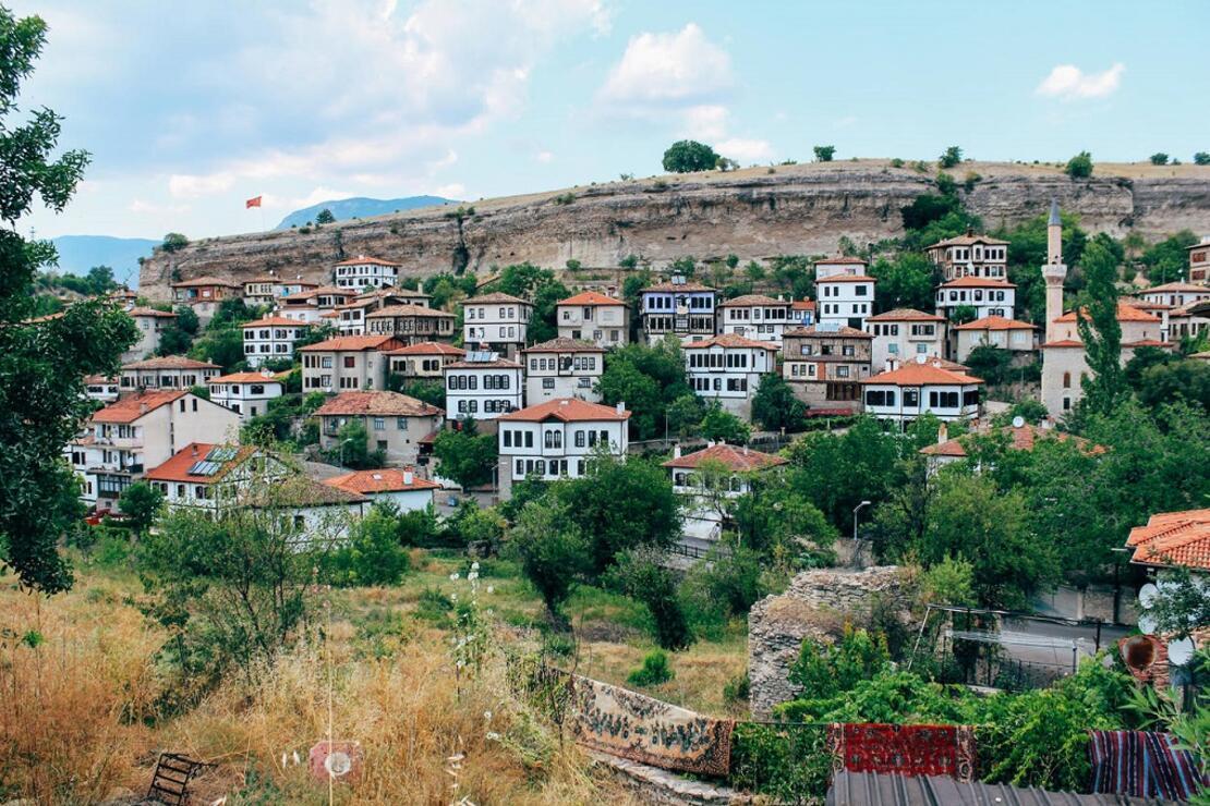 Türkiye'nin 44 yıldır özenle korunan adresi: Safranbolu