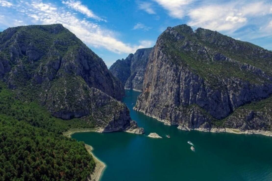 Orta Karadeniz'in birbirinden güzel doğa hazineleri