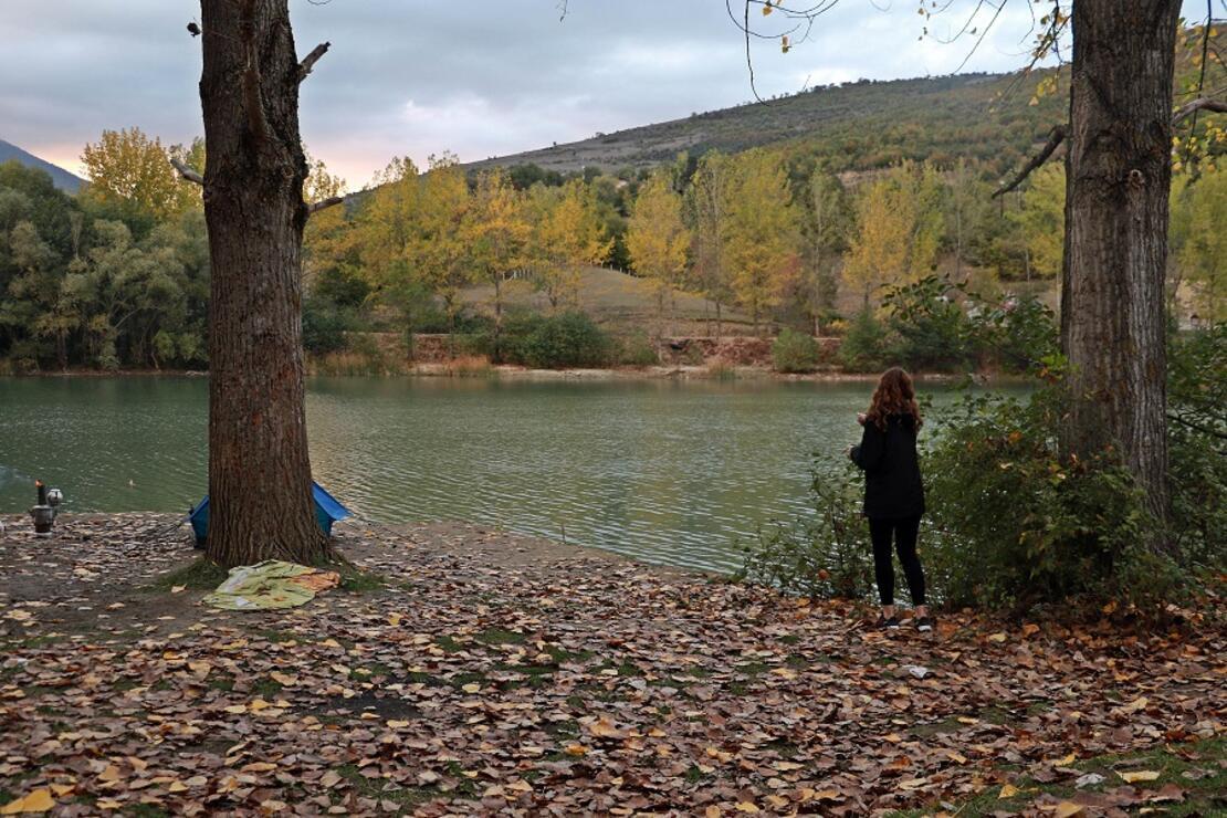 Kamp tutkunları, OMÜ göletinin ziyarete açılmasını istiyor