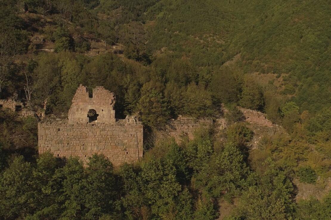 'Karadeniz'in ikinci Sümela'sı' için restorasyon isteği