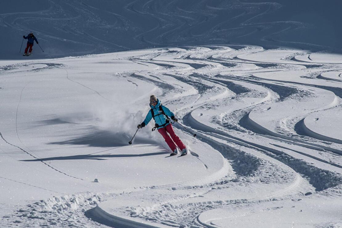 Avrupalı ve Rus kayakçıların yeni gözdesi: Kaçkar Dağları