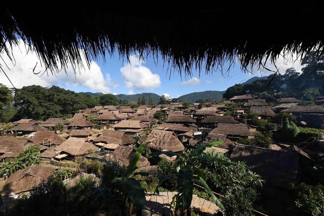 Turizmle yoksulluktan kurtuldu: Wengding