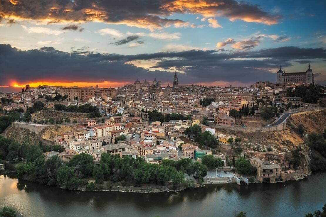 İspanya'nın cazibe merkezi: Toledo