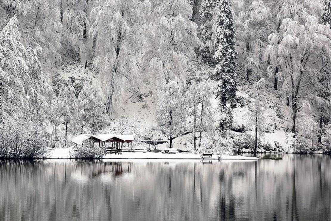 Anadolu'da kışın kartpostallık manzaralar sunan 5 adres