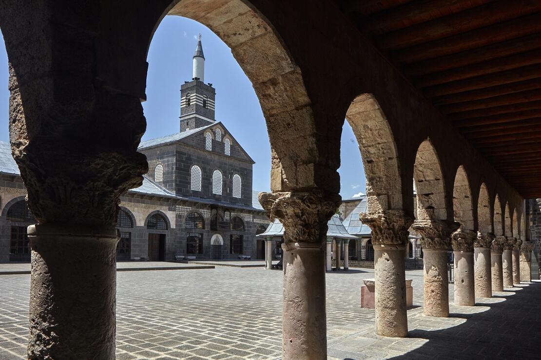 Diyarbakır'da 10 durakta insanlık tarihine yolculuk...