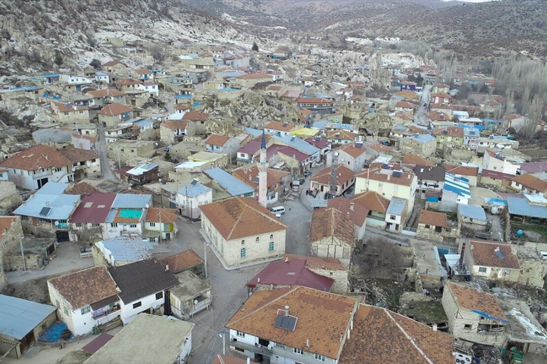 'Frigya'nın kalbi' Ayazini köyü başlatılan projelerle çekim merkezi olacak