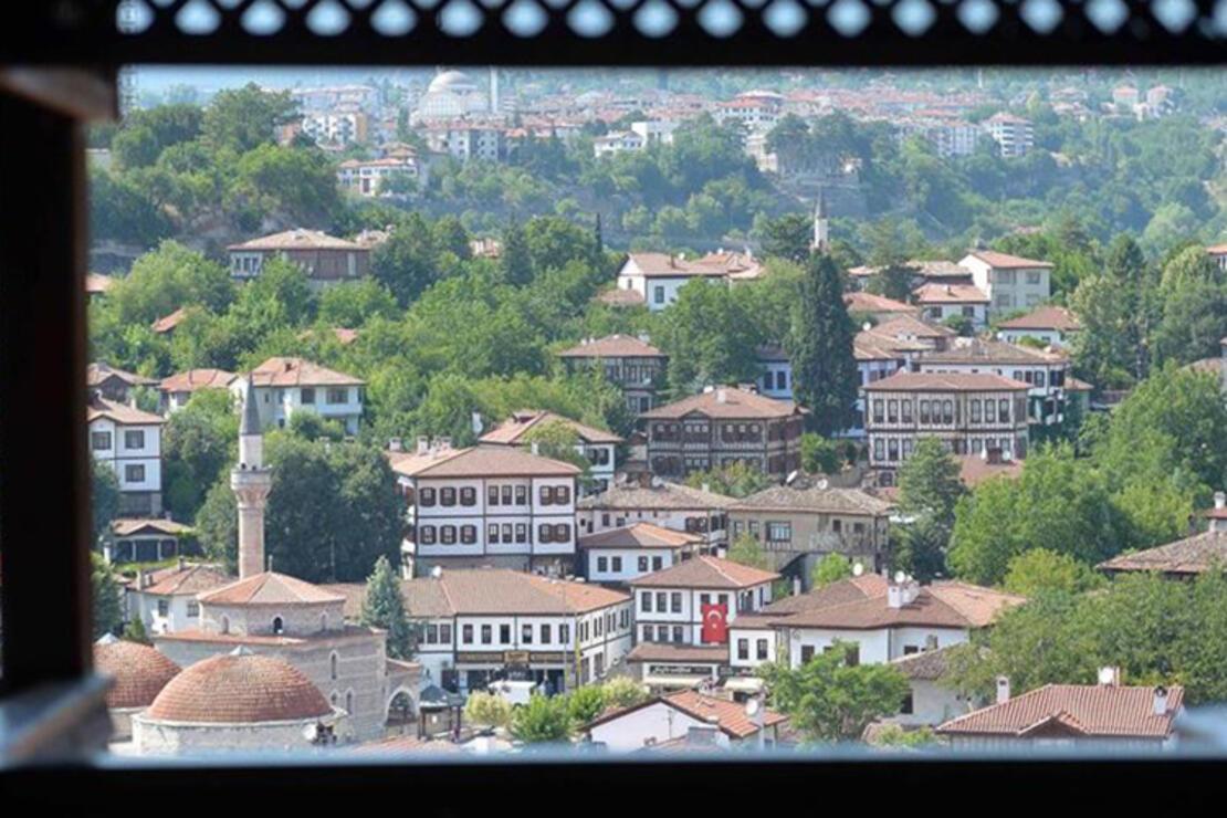 Doğasında davet var! Tarih kokan şehir Safranbolu…