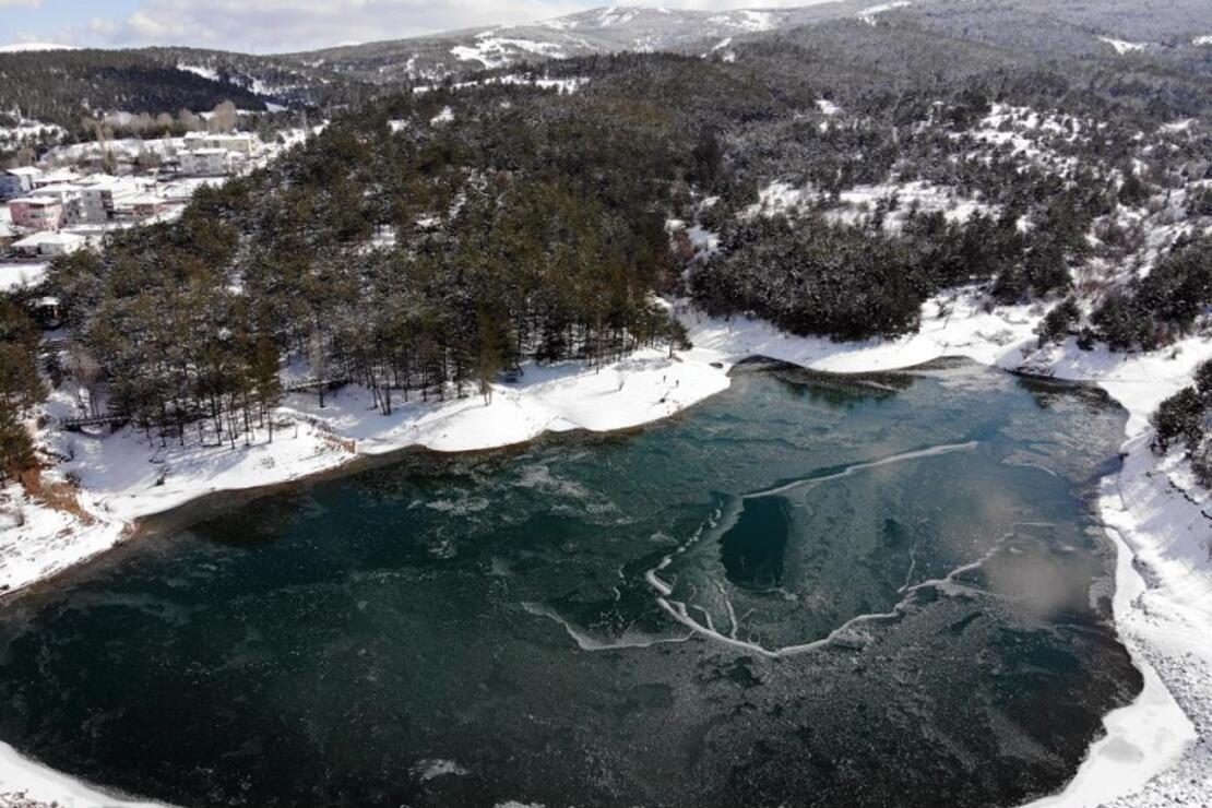 Türkiye'nin ilk milli parkı: Yozgat Çamlığı Milli Park