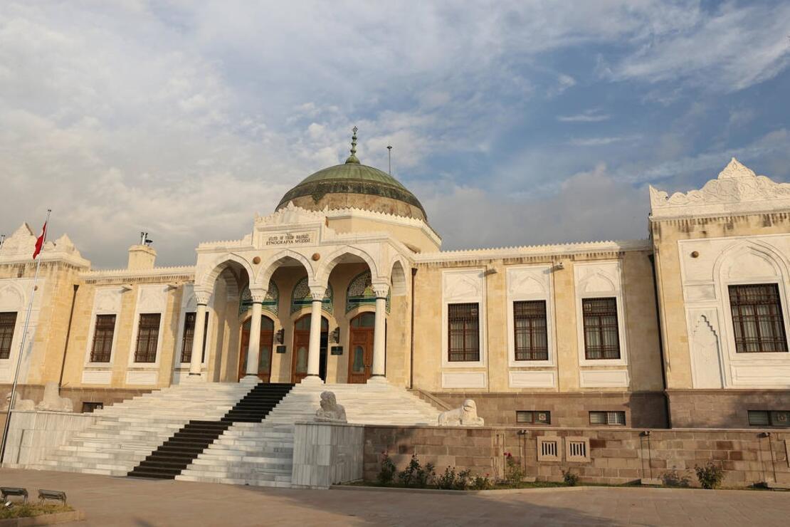 Başkentte 5 adımda Türkiye tarihi