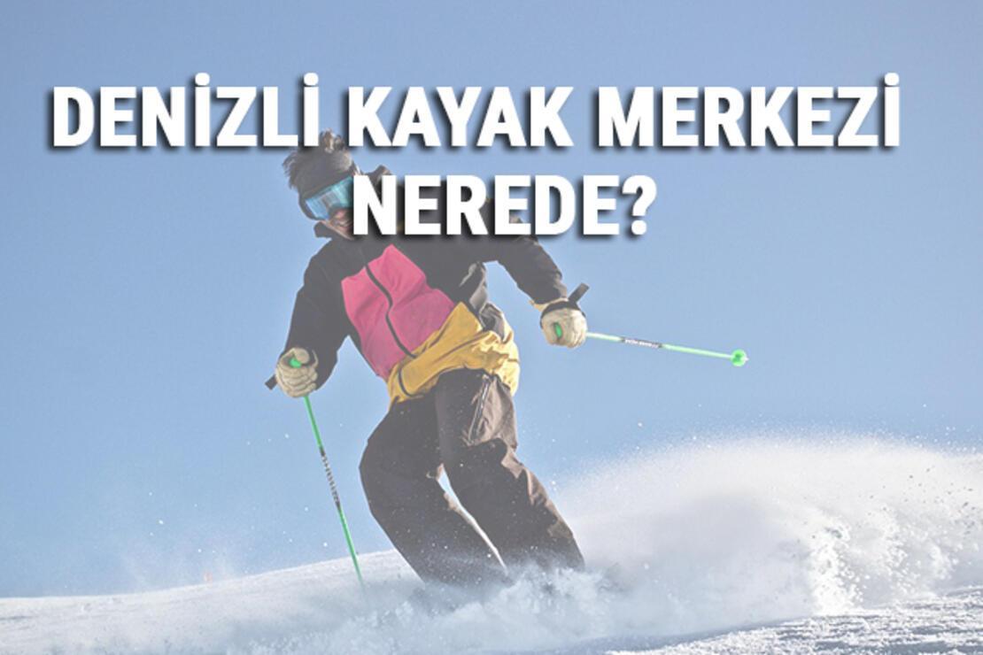 Denizli Kayak Merkezi Nerede Ve Nasıl Gidilir? Nikfer Kayak Merkezi Ücreti, Ortalama Otel Ve Konaklama Fiyatları