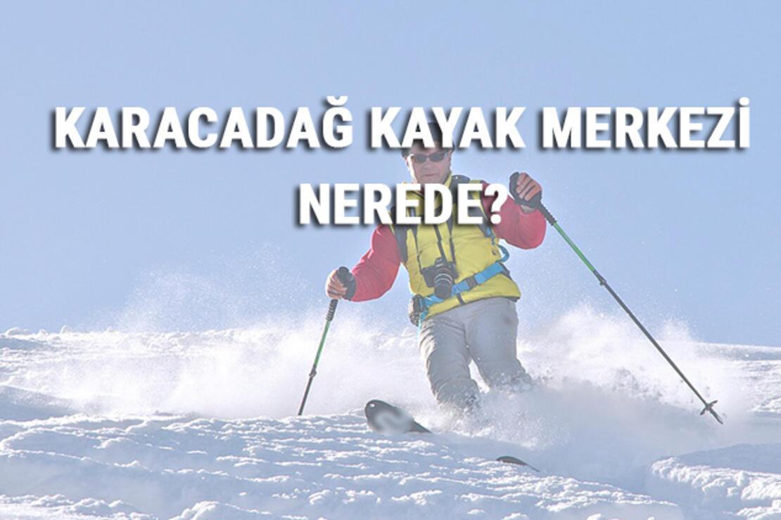 Karacadağ Kayak Merkezi Nerede Ve Nasıl Gidilir? Karacadağ Kayak Merkezi Ücreti, Ortalama Otel Ve Konaklama Fiyatları