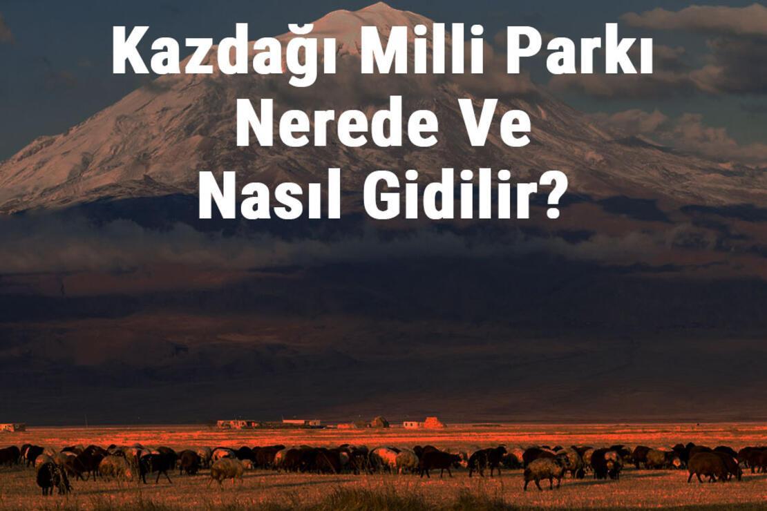 Kazdağı Milli Parkı Nerede Ve Nasıl Gidilir? Kaz Dağları Milli Parkı Konaklama, Kamp, Giriş Ücreti Ve Özellikleri Hakkında Bilgi