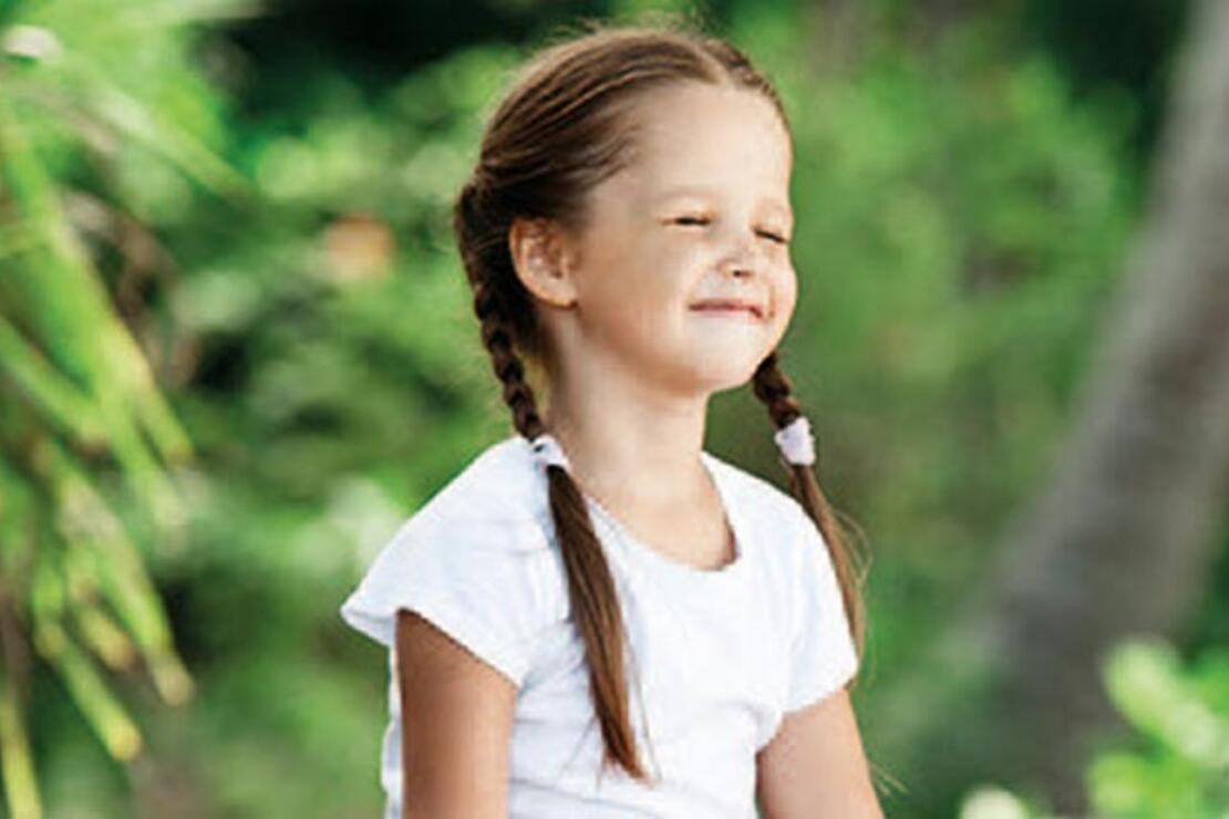 Çocuklara özel 'mutluluk' kampı