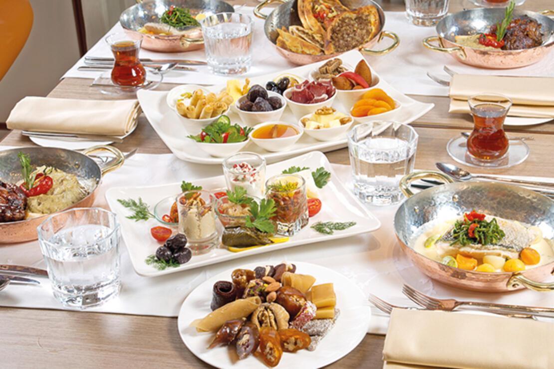 Shangri-La Bosphorus'ta iftar