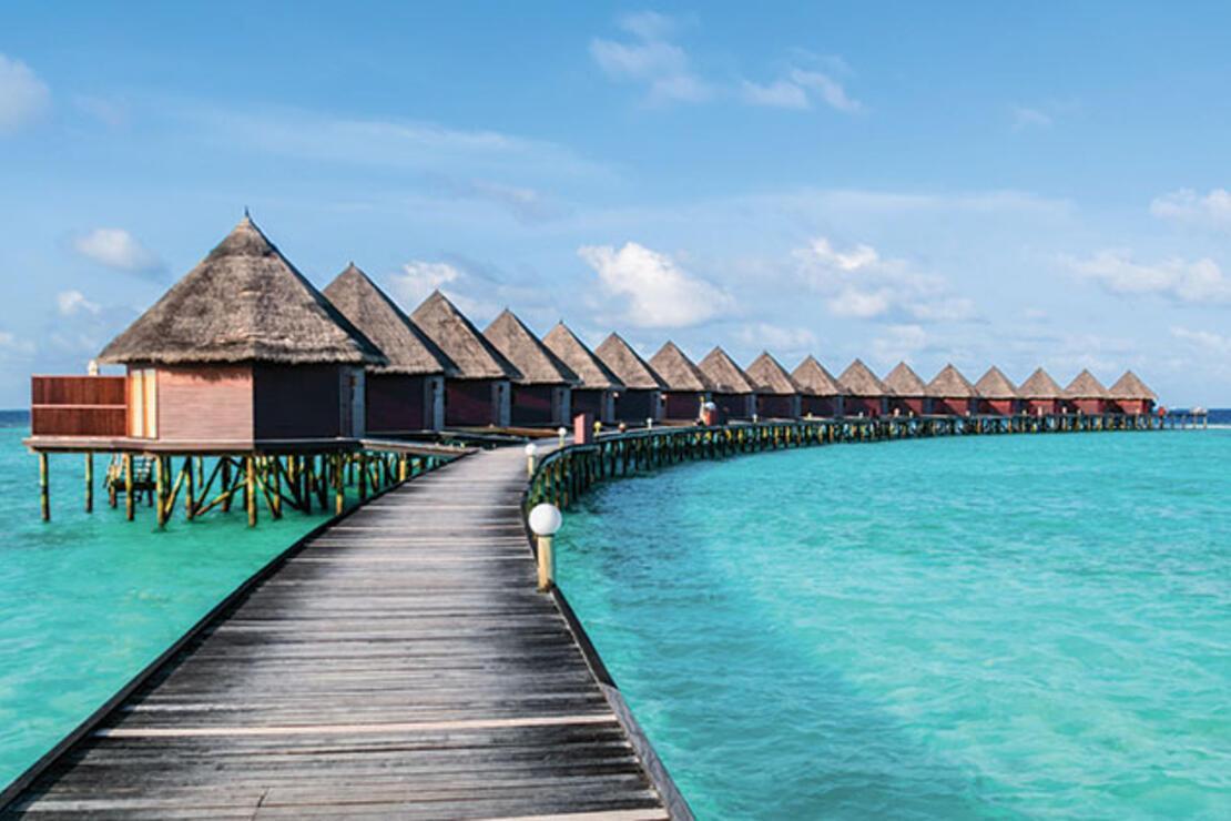 Bayrama özel  vizesiz Maldivler