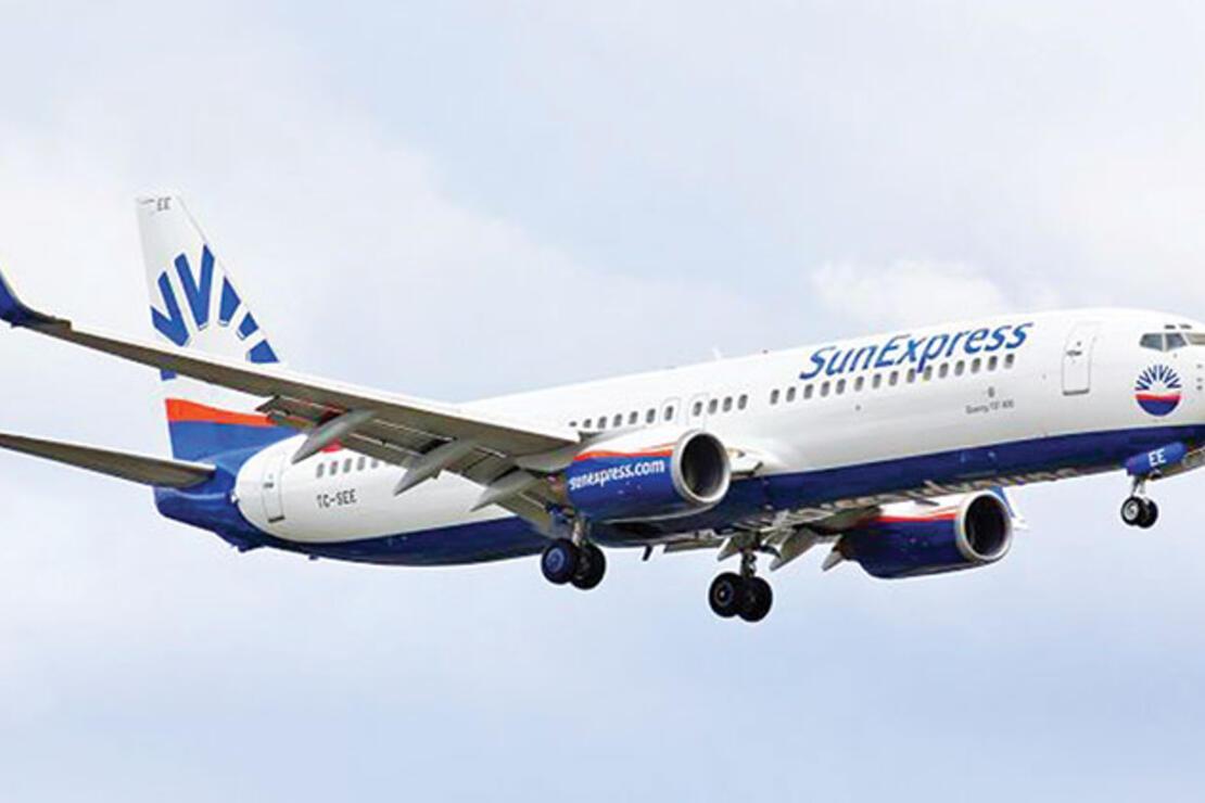 Zonguldak - Düsseldorf uçuşları başladı