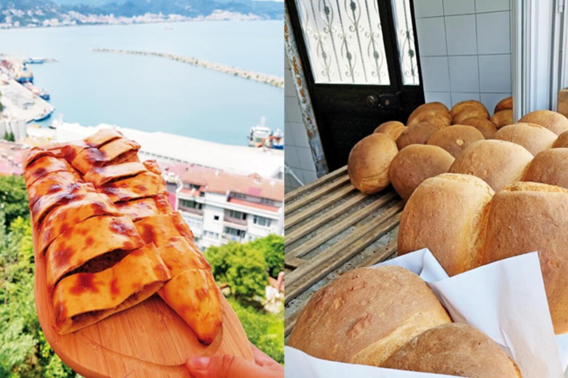 Giresun'un gastronomik zenginliğini 'dünyalara bildirdum!'