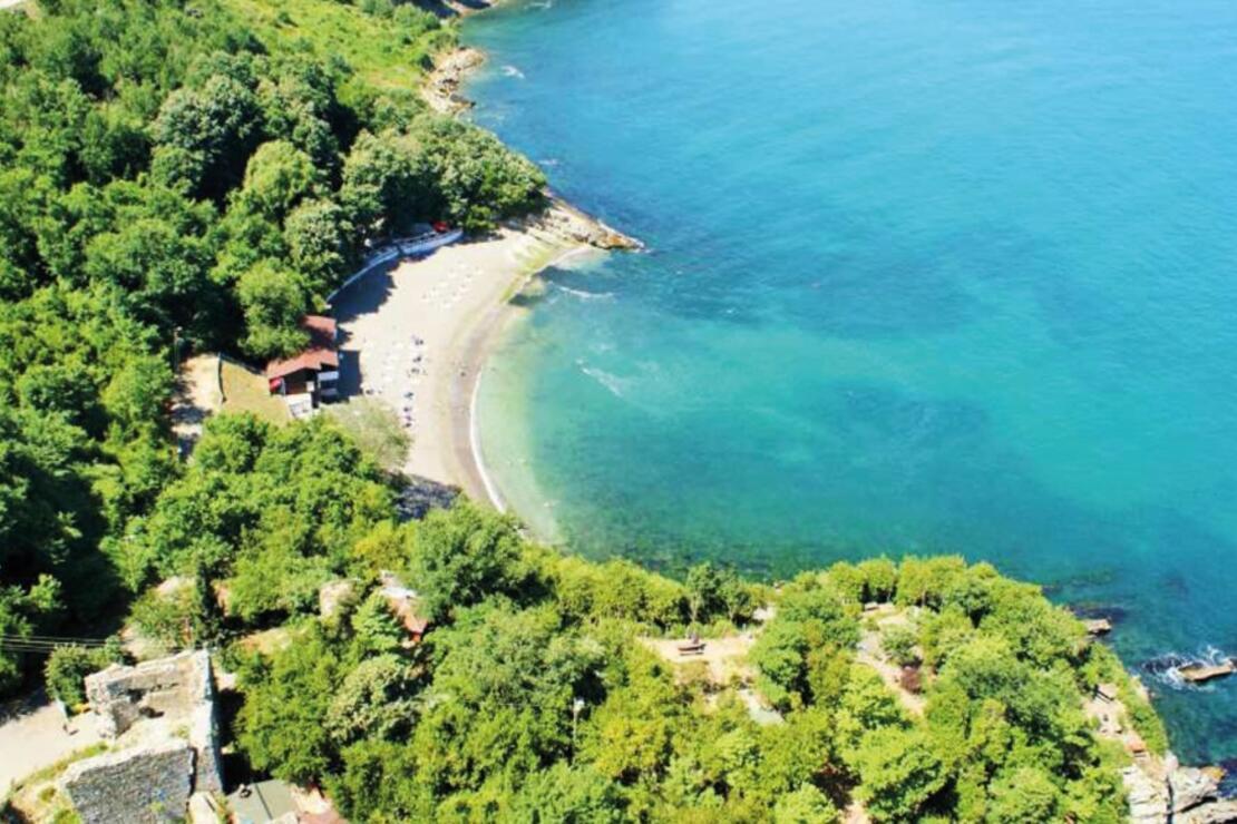 Karadeniz'in en güzel plajları