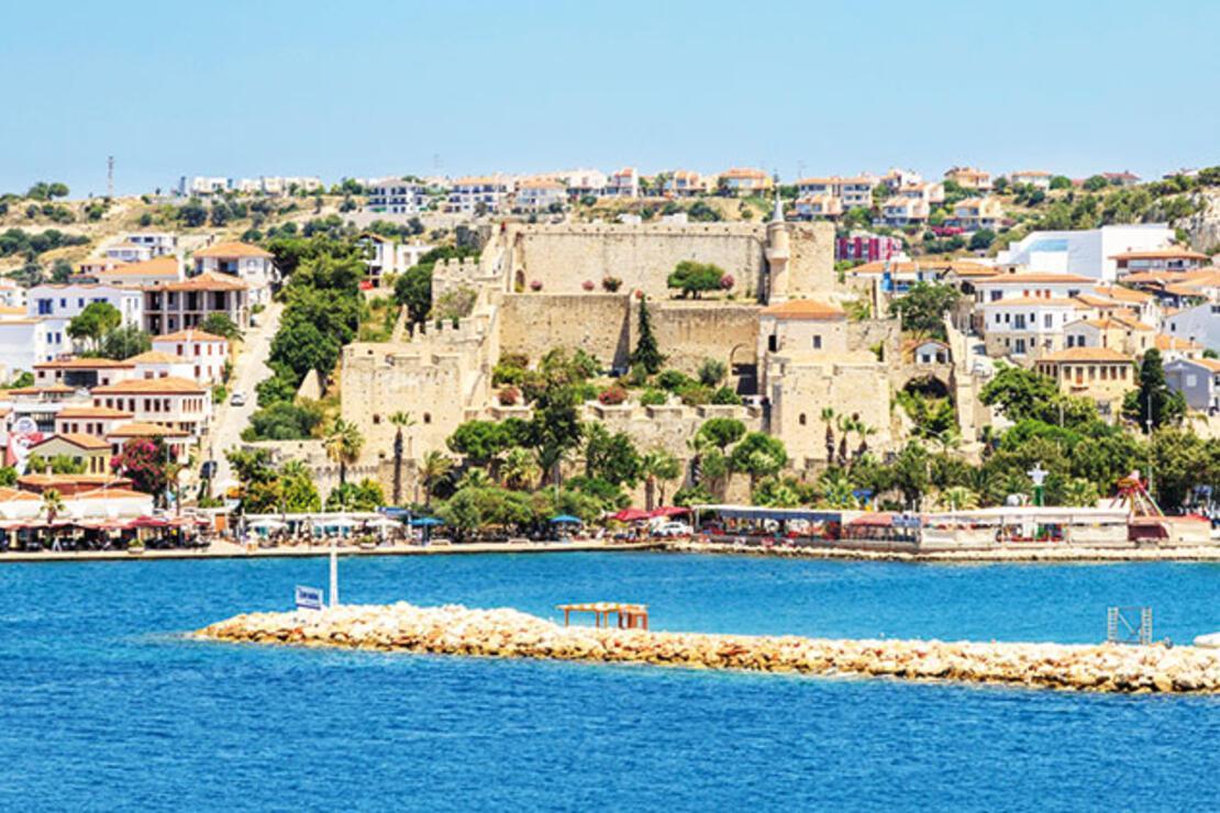 Türkiye'nin St. Tropez'si Çeşme