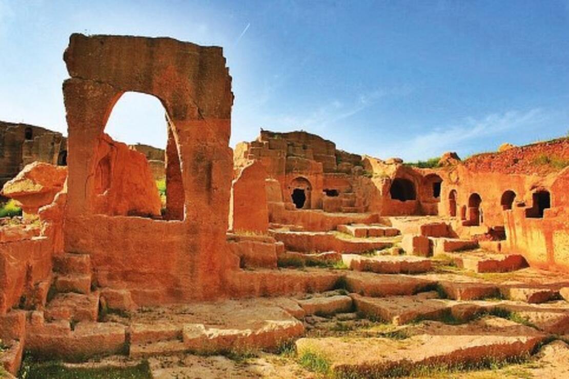 Mardin'deki Dara Antik Kenti açıldı
