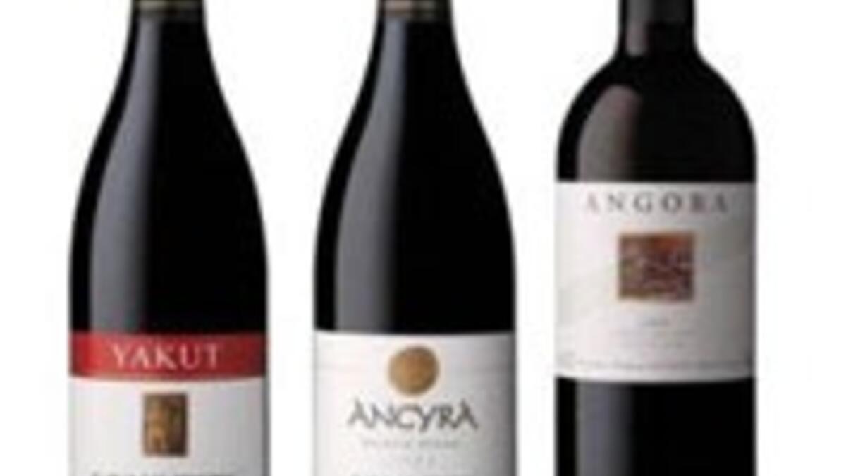 Kavaklıdere şarapları dünyanın en prestijli restoranlarının menüsüne girdi