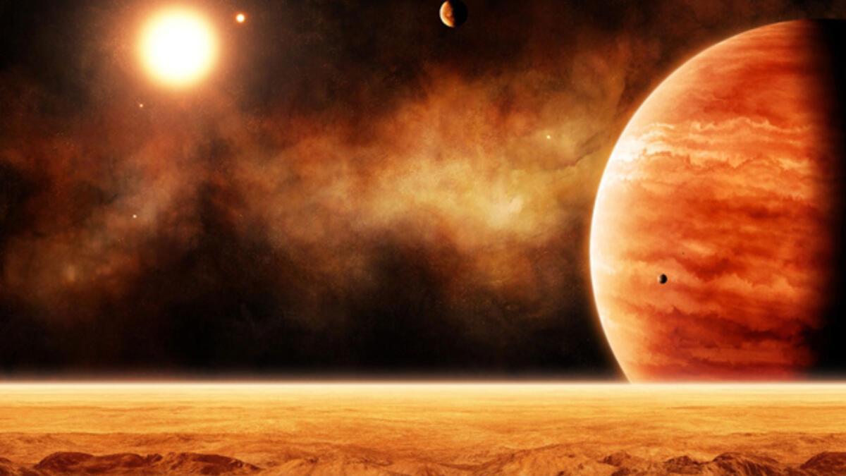 Mars ile ilgili yeni gelişme. ile ilgili görsel sonucu