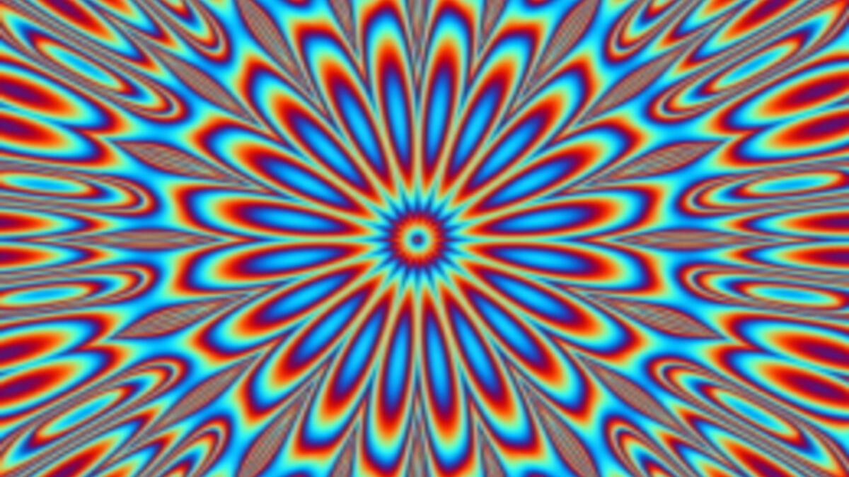 Beyni Yakan Optik Yanilsama