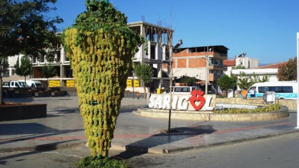 Sarigol De Uzum Festivali Basladi