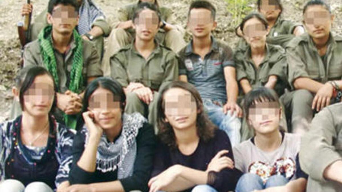 Teslim olan terörist itiraf etti! Çocuk taburu... - Son Dakika Haberleri İnternet
