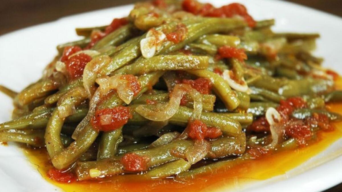 Zeytinyağlı börülce yemeği tarifi - Zeytinyağlı Tarifleri