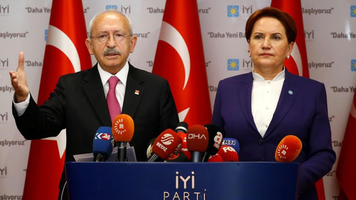 Haberler: Kılıçdaroğlu ve Akşener'den ortak açıklama