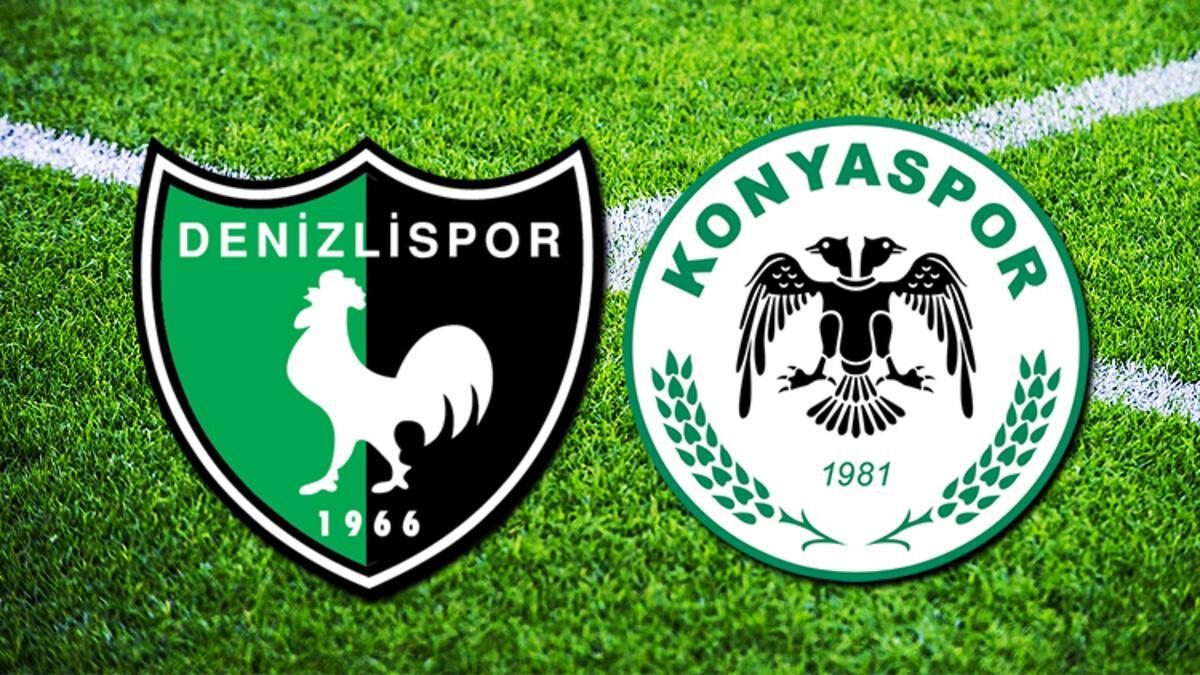 Denizlispor - Konyaspor (Maç önü)