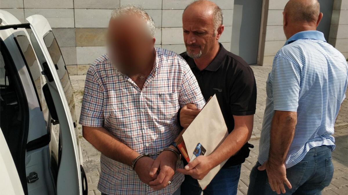 İğrenç iddia sonrası gözaltına alındı!