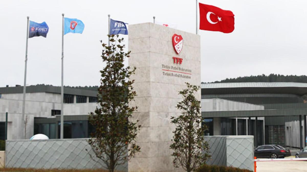 TFF'den Avrupa kupalarındaki Türk takımlarına başarı dileği