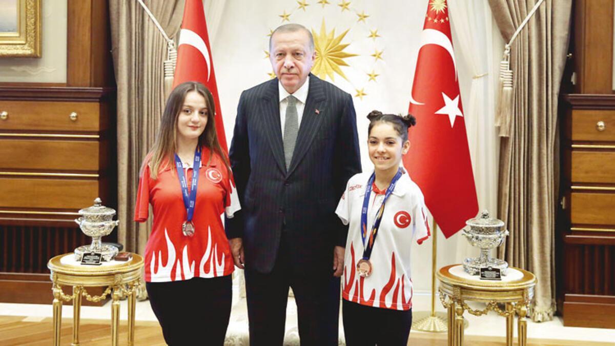 Şampiyonlar Beştepe'de