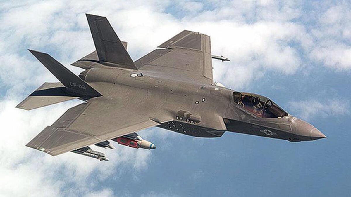 Rusya'dan ABD'ye 'F-35' sataşması