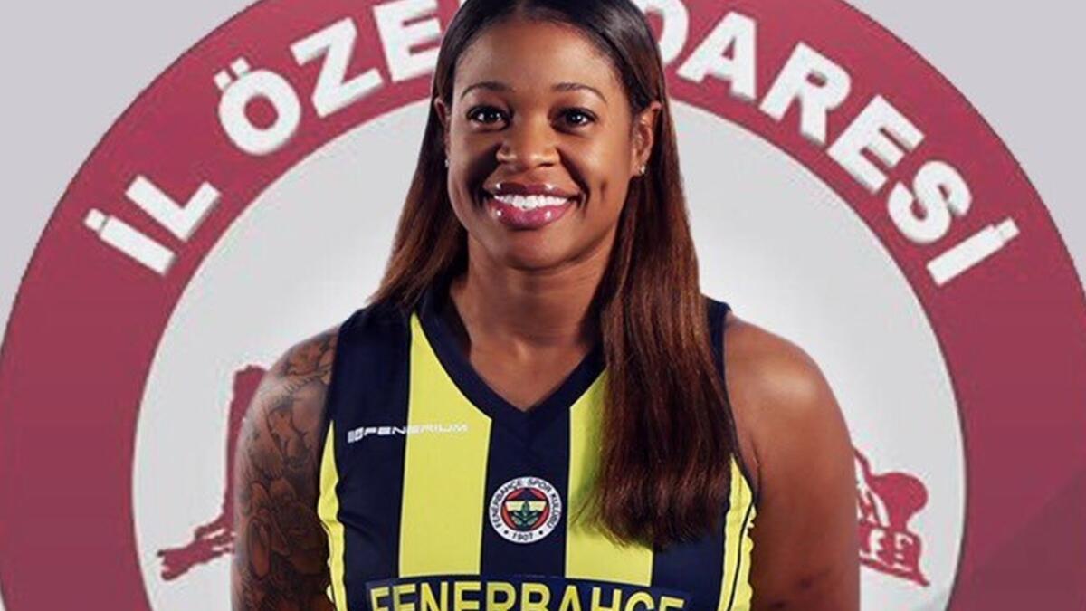 Elazığ İl Özel İdare, Fenerbahçe'den Kia Vaughn'u transfer etti!