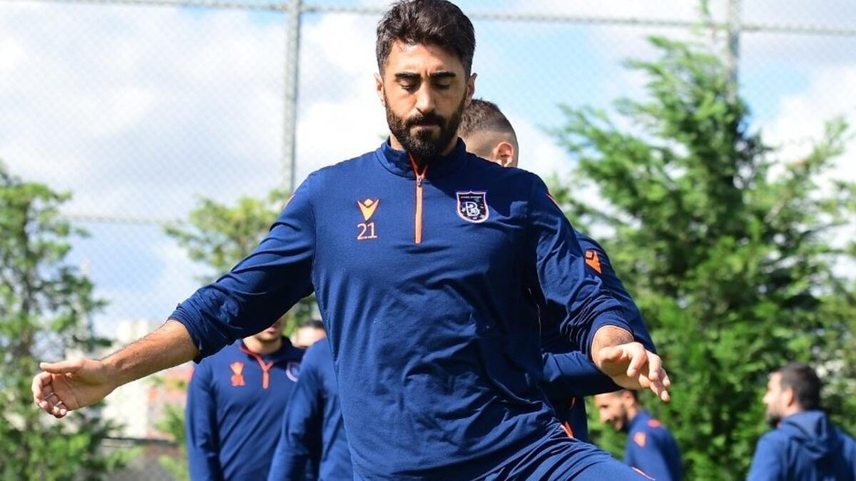 Başakşehir'de Beşiktaş hazırlıkları sürüyor