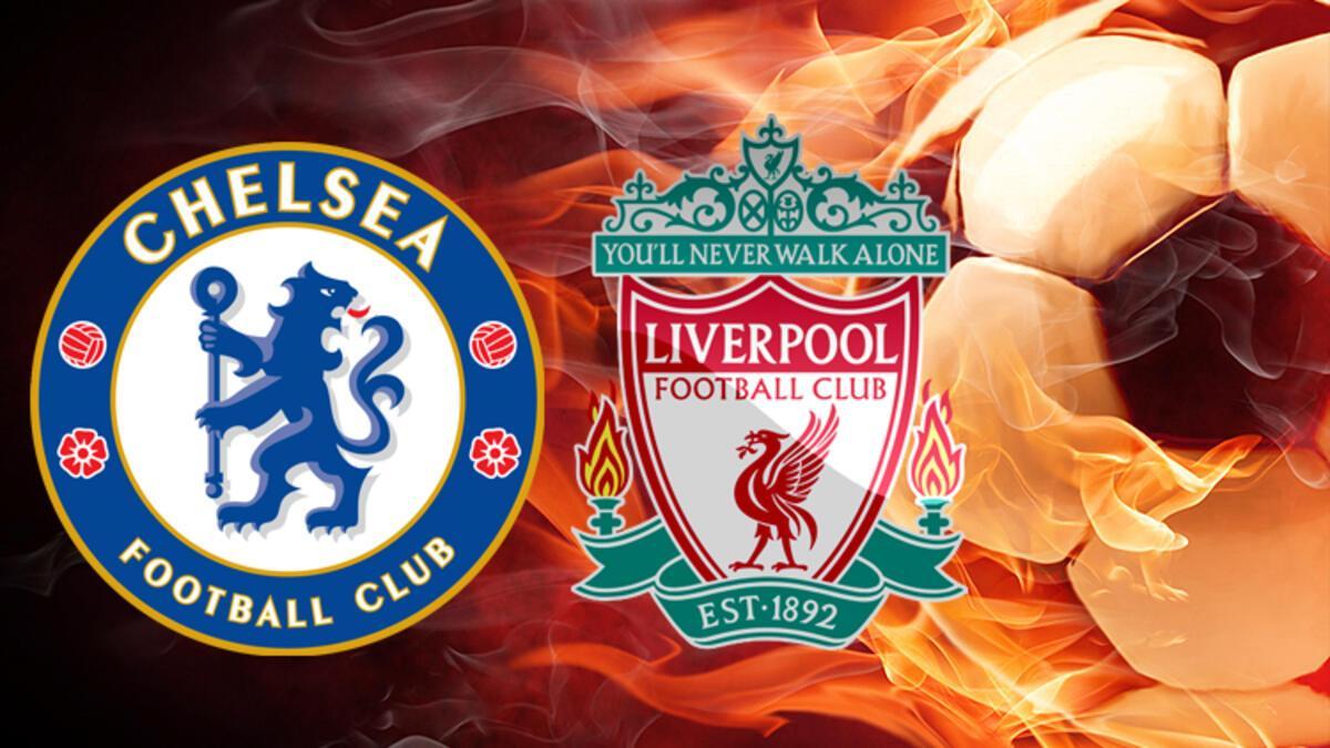 Chelsea - Liverpool (CANLI)