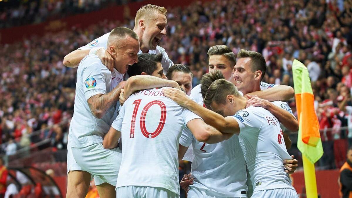 Polonya, EURO 2020 finallerine katılmayı garantiledi!