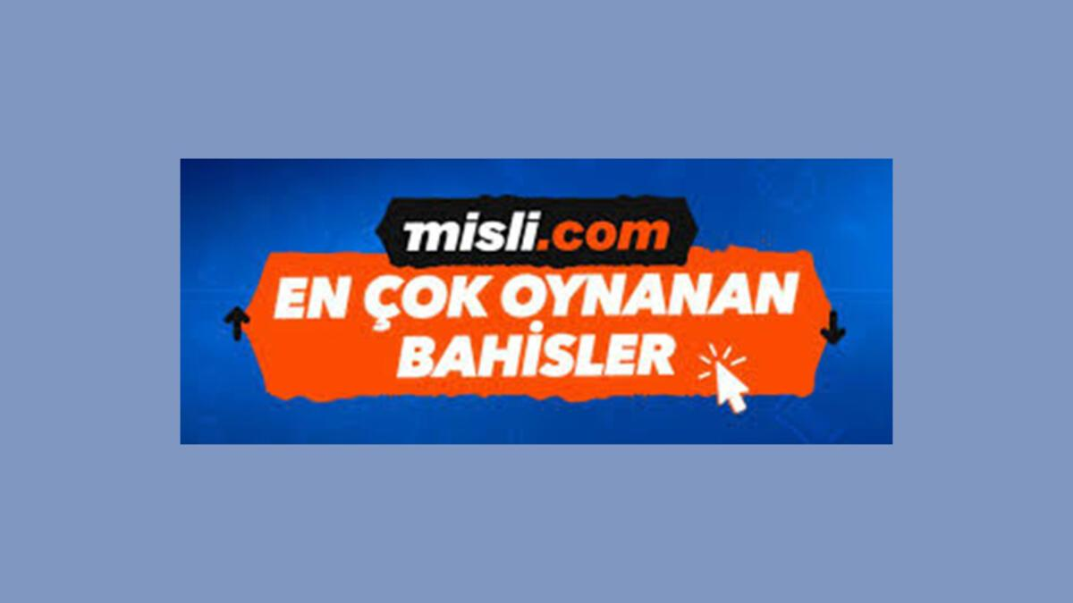 Misli.com'da günün en çok oynanan iddaa maçları burada! Banko tercihler...