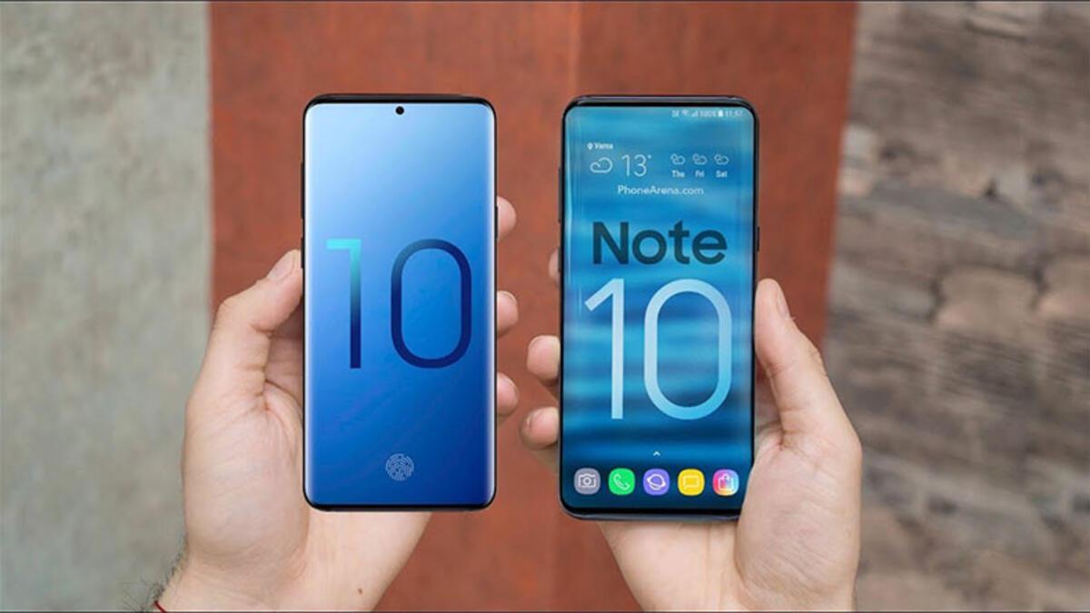 Samsung'tan daha ucuza Galaxy Note 10 ve Galaxy S10 geliyor