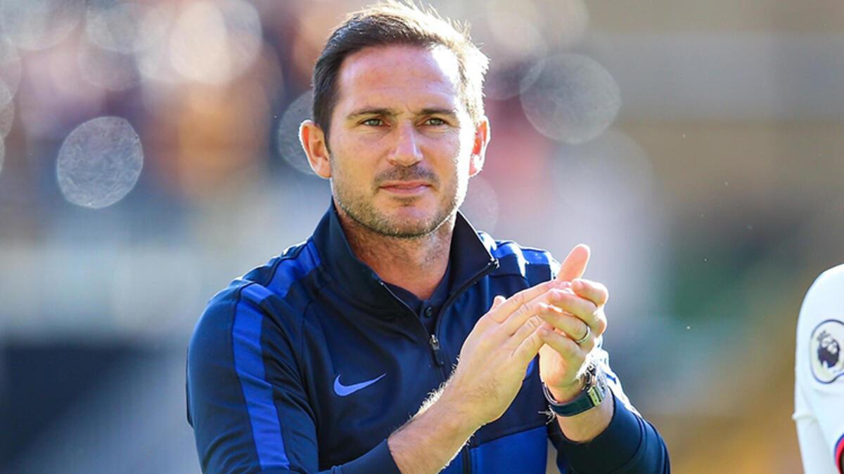 Fransa'ya bir eleştiri de Lampard'dan geldi!