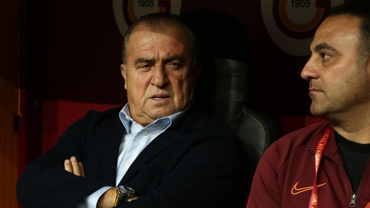 Fatih Terim: Keşke Real Madrid'e de çift forvet oynasak